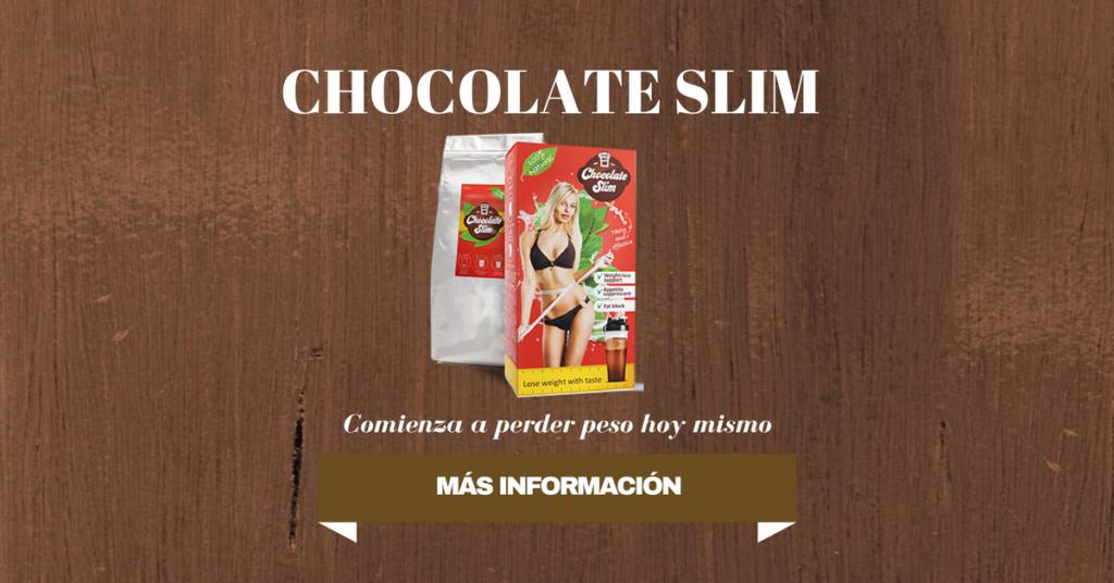 Chocolate slim para adelgazar precio