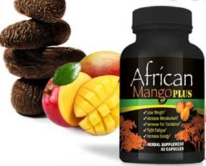 African Mango Plus.