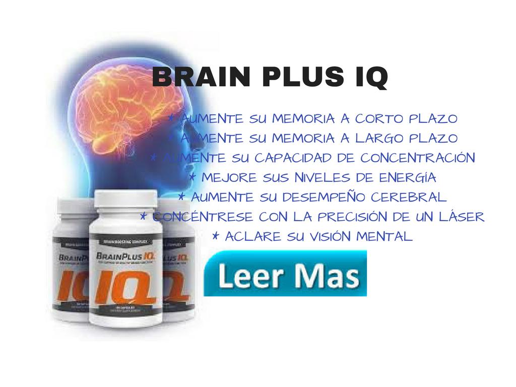 brain plus iq espana