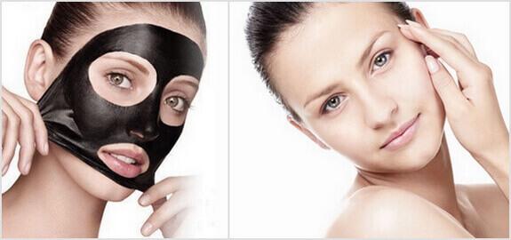 black mask rostro
