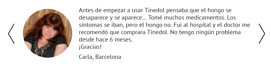 opiniones tinedol