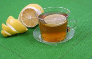 cáscaras de limón