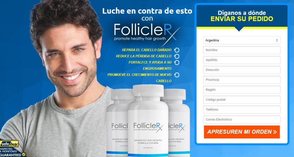 FollicleRx Precio
