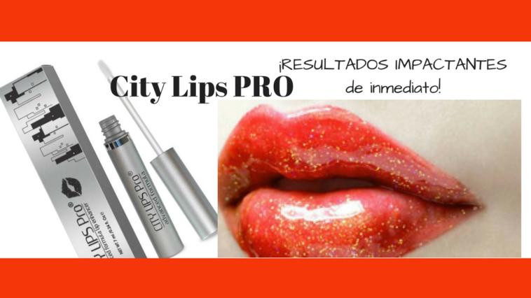City Lips PRO Más Información