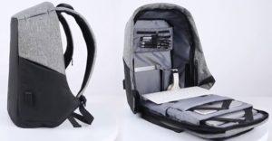 Nomad Backpack funciones