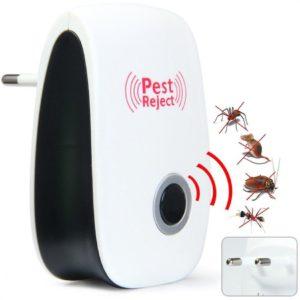 Pest Reject medio ambiente