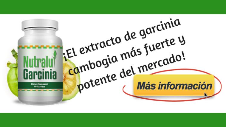 Nutralu Garcinia Más Info