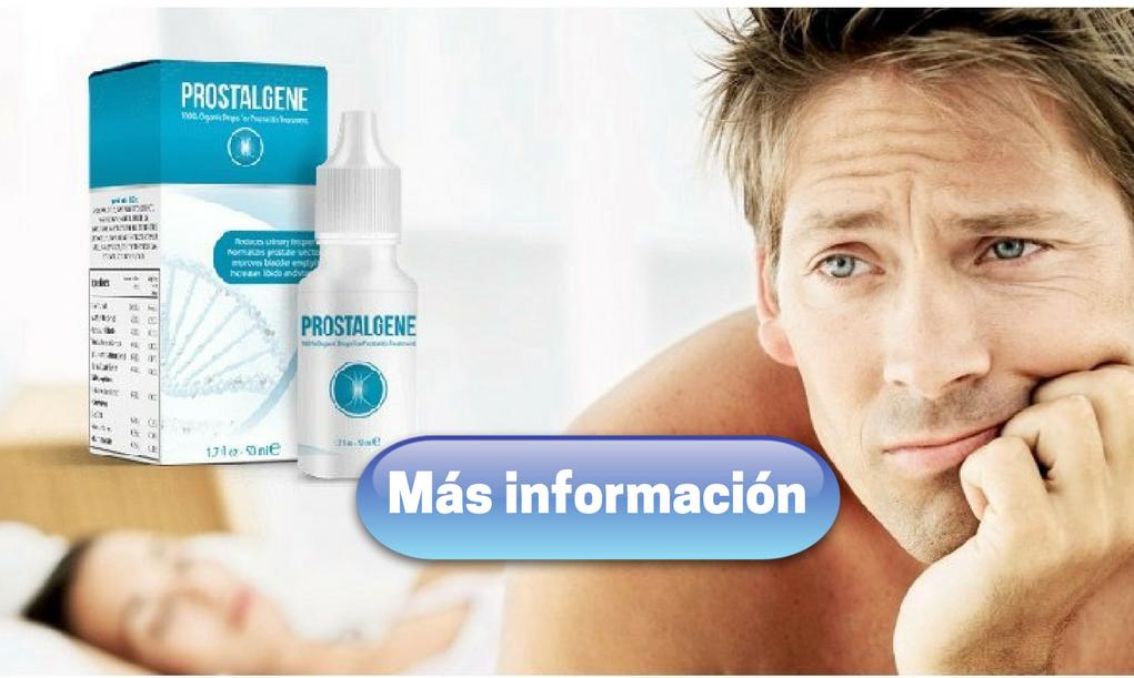 Prostalgene en farmacias mexico