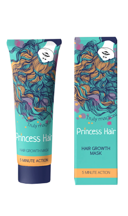 princess hair mercadona